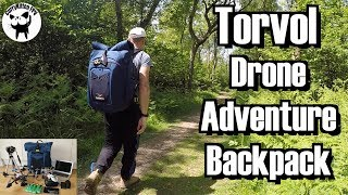 Torvol Drone Adventure Backpack Review - For Phantoms and other drones