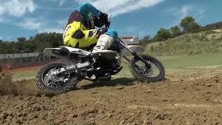 Test de la Dirt Bike ROOKIE 125cc