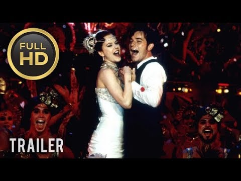 🎥 MOULIN ROUGE! 2001  Full Movie Trailer in HD  1080p