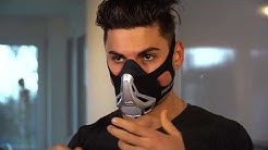 Phantom Trainingsmaske - Unboxing&Review (nach 1Jahr Test!)