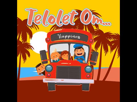 Om telolet om - reggae - happiness