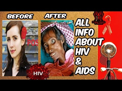 HIV AIDS - What Is HIV & AIDS - Signs Symptoms Prevention And Treatment Of HIV AIDS - World AIDS Day