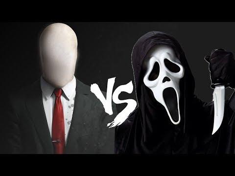 Slenderman vs Çığlık | İnanılmaz Rap...