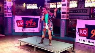 """Dixie Chicks """"Cowboy Take Me Away"""" by Mandi Palczewski (cover) (karaoke)"""