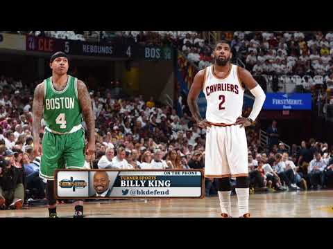 Turner Sports' Billy King: Does the Kyrie/Thomas Deal Eventually Get Done - The Dan Patrick Show - 동영상