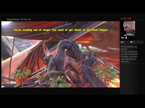 """dragon orgy"" (Ark survival evolved funniest video)"