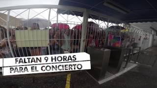 Valencia - Venezuela / Maluma [Parte 1]