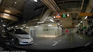 香港泊車好去處 - 朗豪坊停車場 (入)