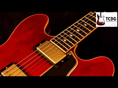 Guitar Backing Track in Dm / Ballad Jam Track For Guitar TCDG