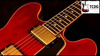 Guitar Backing Track in Dm / Ballad Jam Track For Guitar TCDG