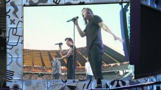 One Direction - 18 live OTRA Brussels Belgium HD