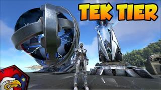 [TUTO ARK PC XBOX PS4] #39 : Le TEK TIER !