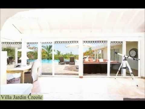 Jardin Creole Villa in St. Martin | MAC Caribbean Villas