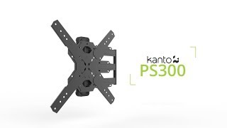 PS300 TV Mount Overview | Kanto Mounts