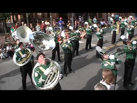 Corning Painted Post West High School Marching Band 5/27/13