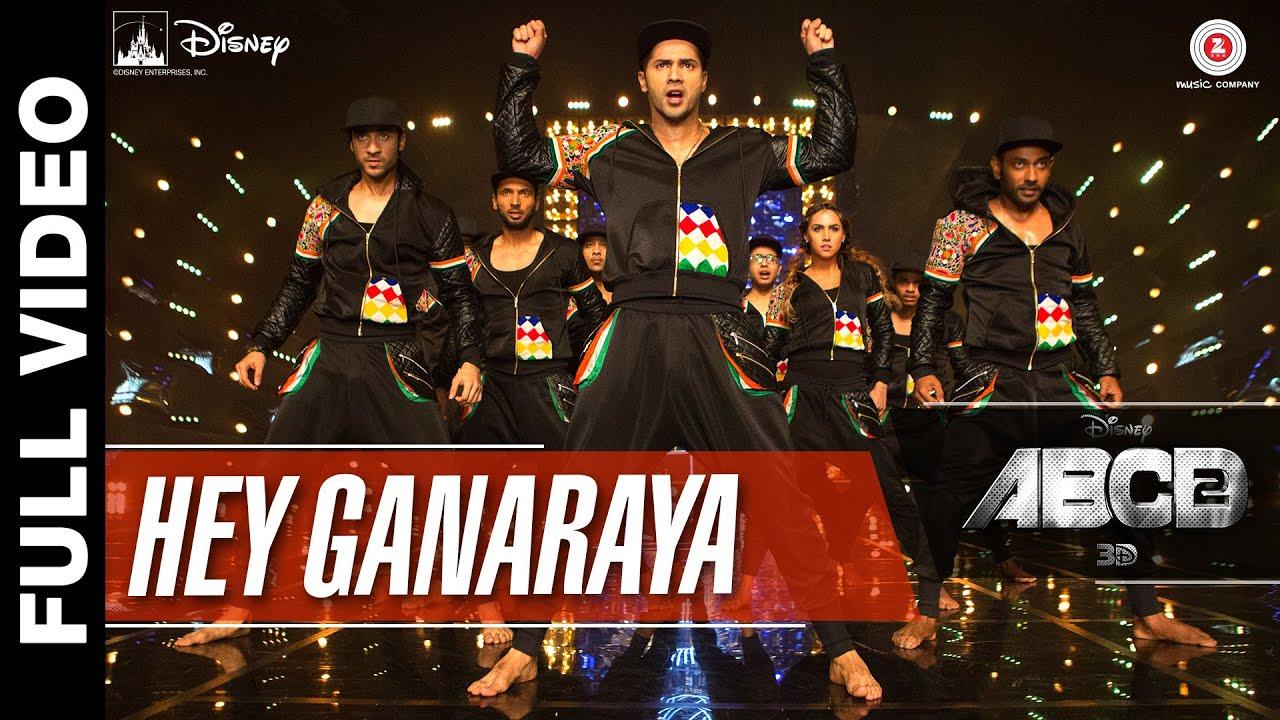 Download Hey Ganaraya Full Video | Disney's ABCD 2 | Varun Dhawan & Shraddha Kapoor | Divya Kumar