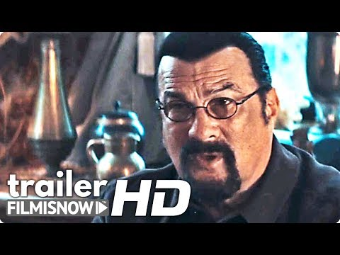 BEYOND THE LAW (2019) Trailer #2 NEW | Steven Seagal & DMX A