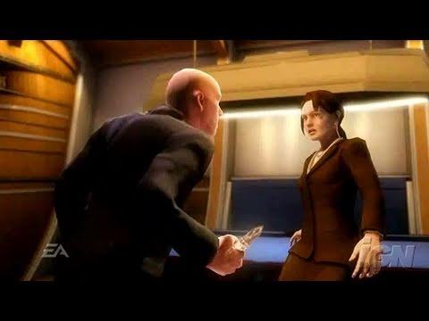 Superman Returns: The Videogame Xbox 360 Trailer - Smoking