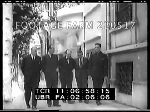1940 Vichy, France 220517-11 | Footage Farm