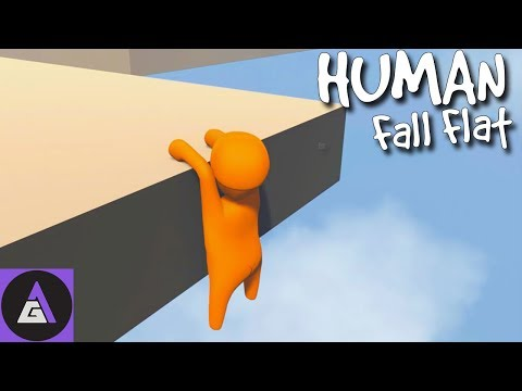 It's Like Gang Beasts... but Not | Human Fall Flat