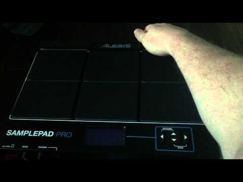 Alexis SamplePad Pro not Powering Up