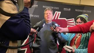 Mike Leach after 31-7 Buffs Blowout