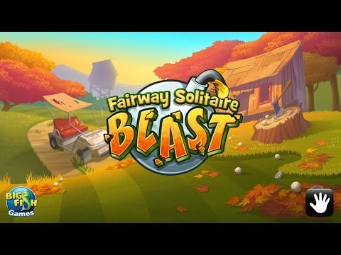 Fairway Solitaire Blast - Universal - HD (Sneak Peek) Gameplay Trailer