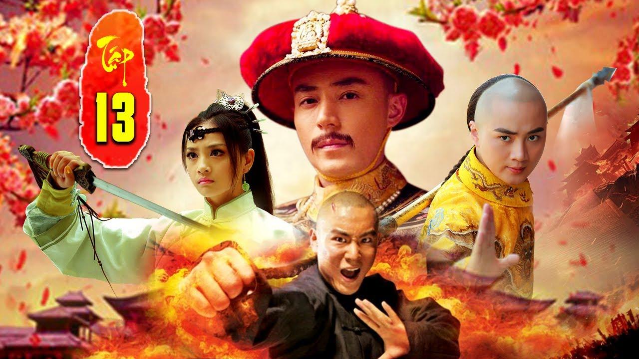 PHIM MỚI HAY 2021   CÀN LONG TRUYỀN KỲ - Tập 13   Phim Bộ Trung Quốc Hay Nhất 2021