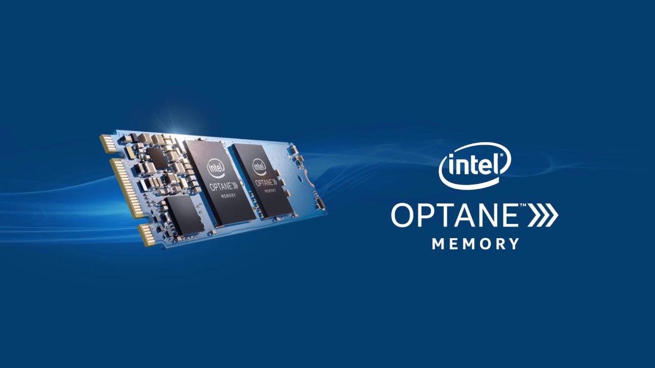 Intel Optane Memory Series 16GB // M 2 80mm PCIe 3 0 // 20nm