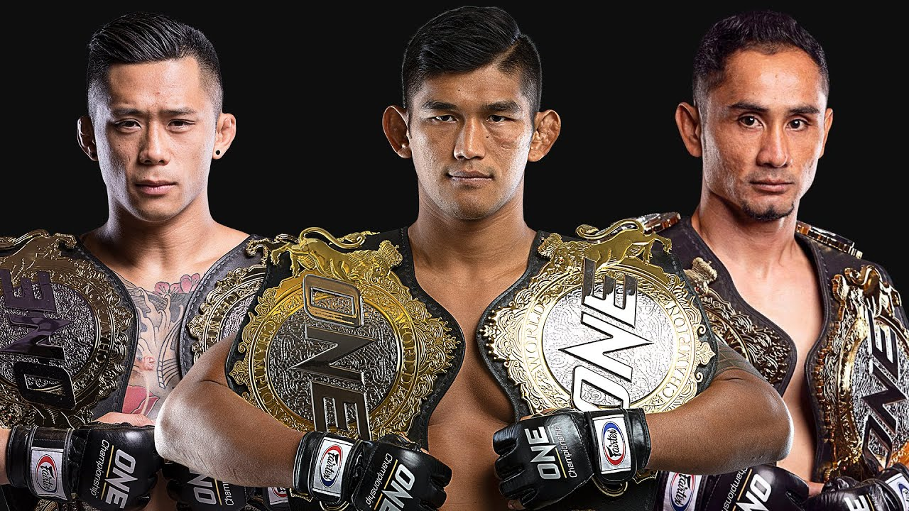 History Of ONE Championship's Two-Division World Champions