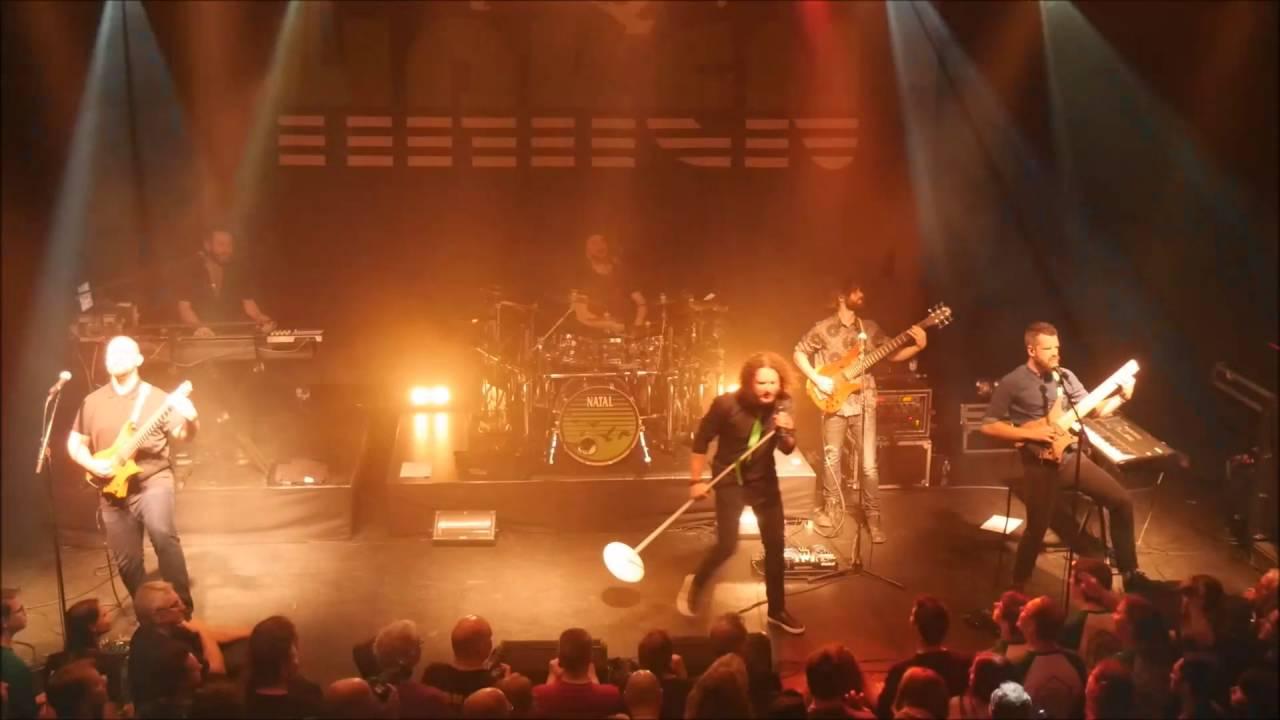 Haken Falling Back To Earth The Complete Live Concert On Prog