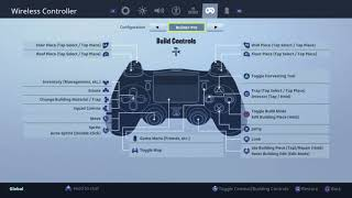 How To Switch Between Combat Pro And Builder Pro Controls In Fortnite Battle Royale