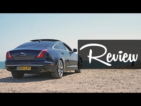 2019 Jaguar XJ Review - the all-time ultimate daily? | Music Motors