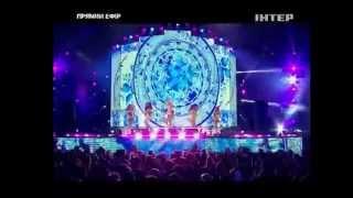 Оля Полякова - #Шлёпки (live, 2015)
