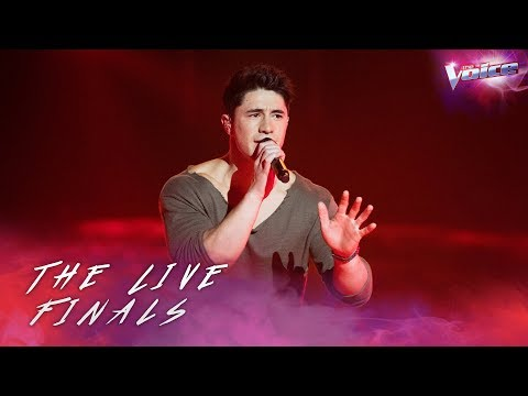 Brock Ashby sings Sex Is On Fire | The Voice Australia 2018