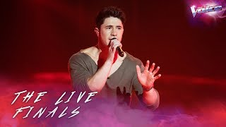 Brock Ashby sings Sex Is On Fire   The Voice Australia 2018