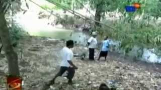 Download Video Bocah Tewas Jatuh di Sungai Saat Banjir MP3 3GP MP4