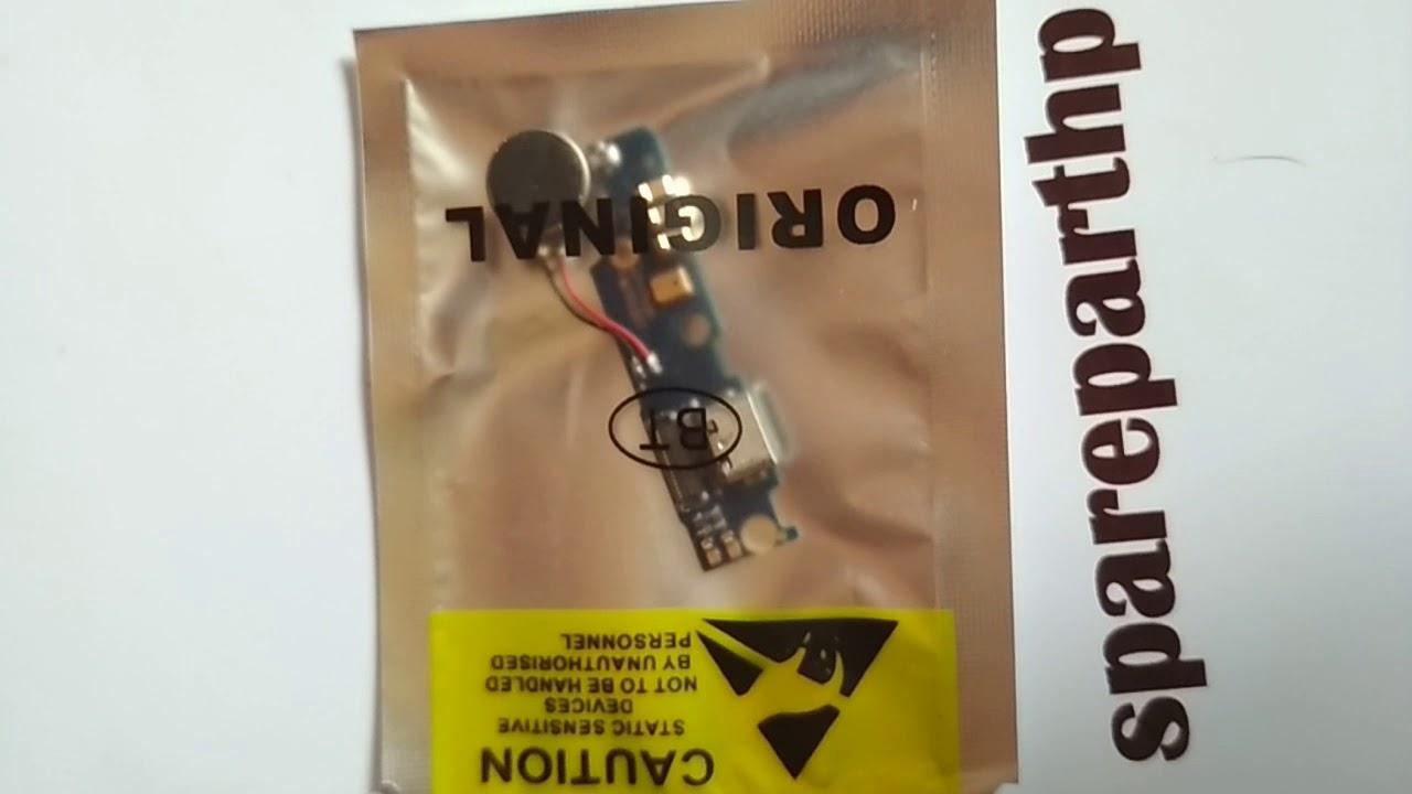 Buzer Mic Dan Konektor Charger Meizu M2 Note Youtube