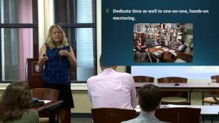 Salient Practices of Undergraduate Research Mentors