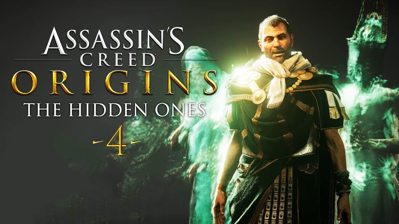 Zagrajmy w Assassin's Creed Origins: The Hidden Ones PL DLC #4 – PC