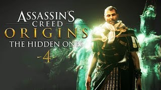 Zagrajmy w Assassin's Creed Origins: The Hidden Ones PL DLC #4 - PC