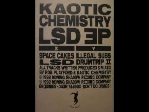Kaotic Chemistry - Space Cakes