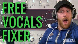 Graillon 2 Free Vocal Correction Plugin