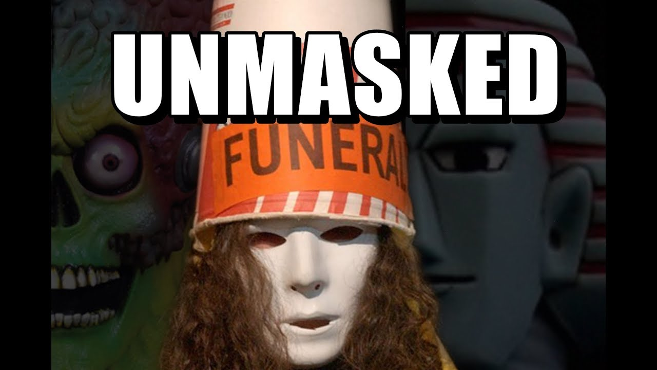 Buckethead Unmasked - Who is Buckethead?