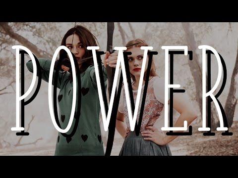 Teen Wolf Ladies    Power