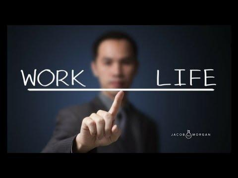 Work Life Balance Vs. Work Life Integration - Jacob Morgan