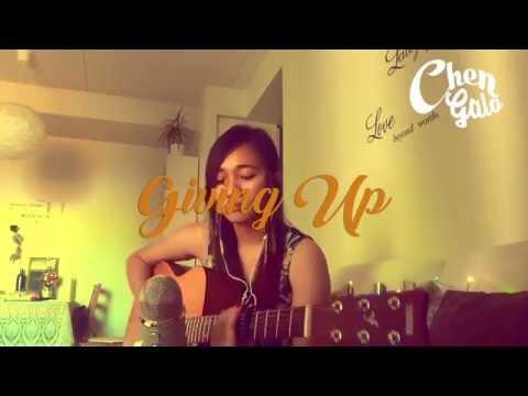 Giving Up - Ingrid Michaelson (Cover)  Lyrics