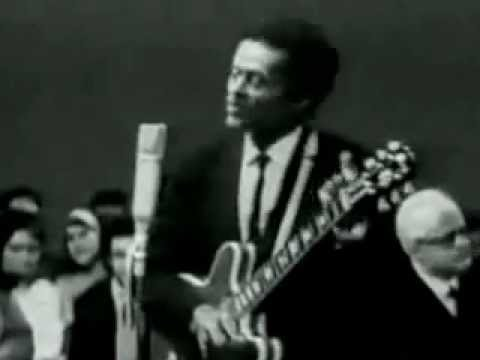 Chuck Berry - Maybellene (live 1958)
