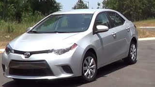 FULL TOUR // 2015 Toyota Corolla LE : What Makes the Corolla So Popular?