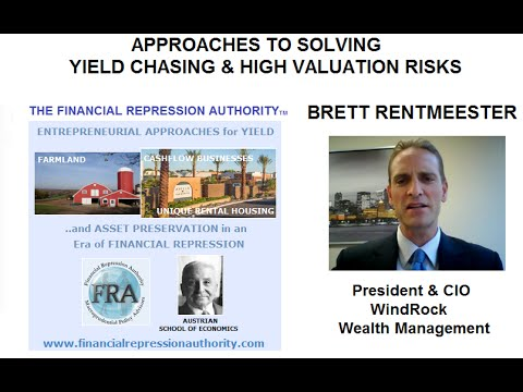 APPROACHES TO SOLVING YIELD CHASING & HIGH VALUATION RISKS - 12 02 15 - w/Brett Rentmeester